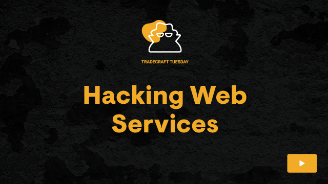 Hacking Web Services