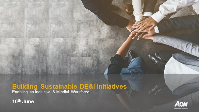 Building a Sustainable DE&I Talent Strategy