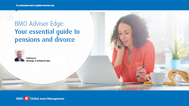 BMO Adviser Edge: Your essential guide to pensions and divorce