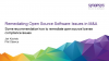 Remediating Open Source Software Issues in M&A