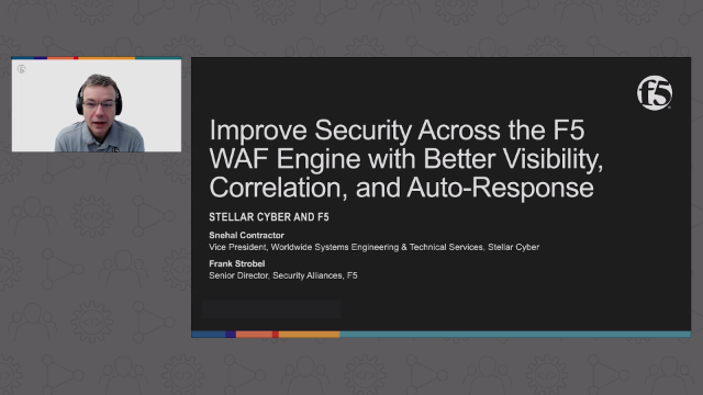 Improve Security Across the F5 WAF Engine with Better Visibility