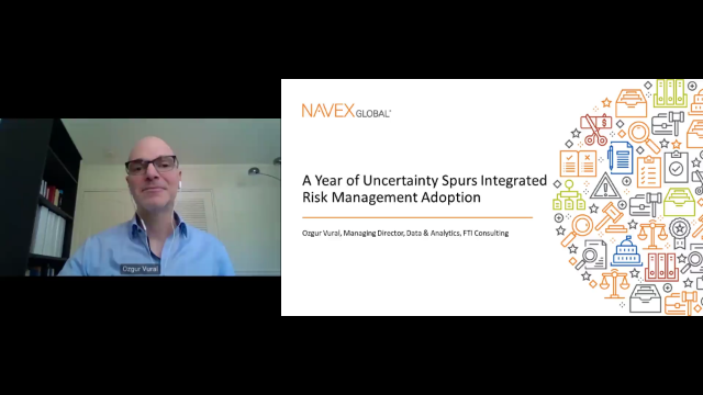 A Year of Uncertainty Spurs Integrated Risk Management Adoption