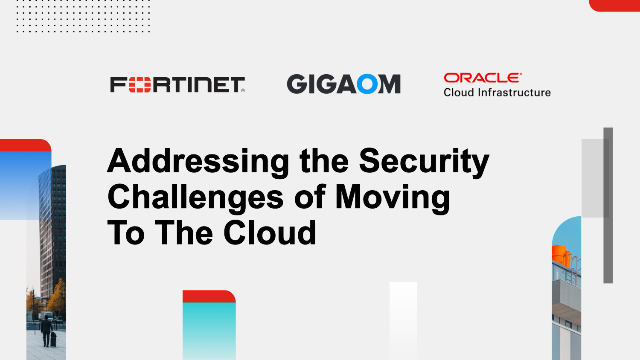 Addressing Security Challenges of Moving to the Cloud