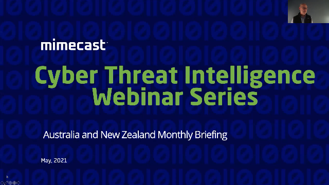 Ep 5 - Australia and NZ Cyber Threat Intelligence Briefings