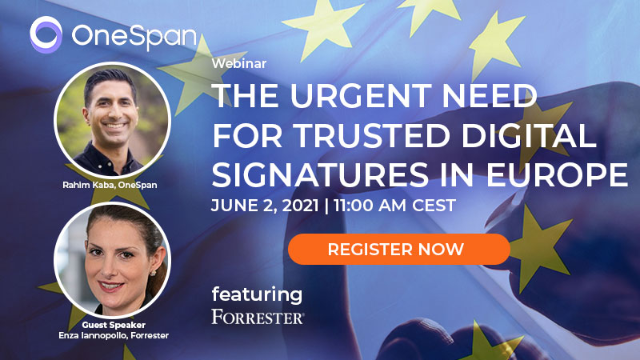 The Urgent Need for Trusted Digital Signatures in Europe