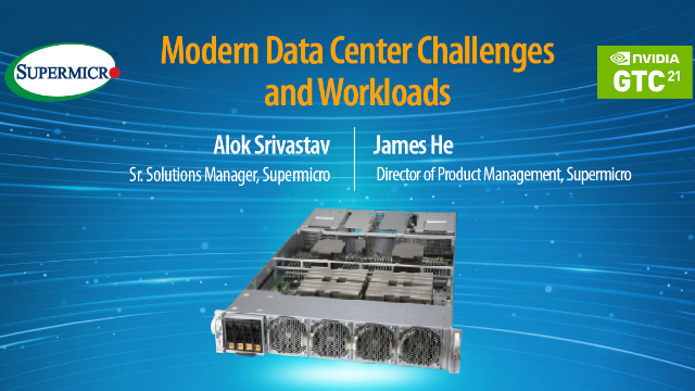 Modern Data Center Challenges and Workloads