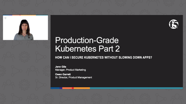 Part 2 of 3: How Do I Secure Kubernetes Without Slowing Down Apps?