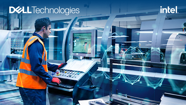 Insights where you need them: Security and performance at the industrial edge