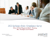 2012 Sarbanes-Oxley Compliance Survey - Where U.S.-listed Companies Stand