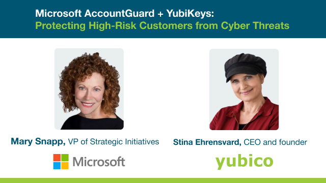 Fireside Chat: Protecting High-Risk Customers from Cyber Threats