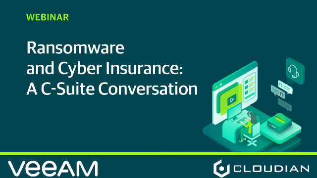 Ransomware and Cyber Insurance: A C-Suite Conversation