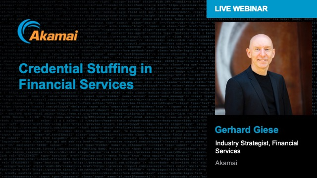Credential Stuffing in Financial Services