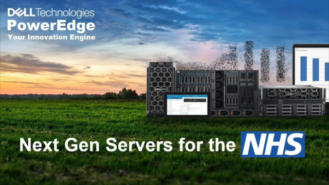 Next Generation Servers for the NHS