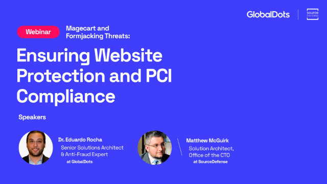Ensuring Website Protection and PCI Compliance