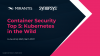Container Security Top 5: Kubernetes In The Wild