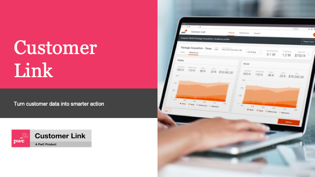 Customer Link, a PwC Product