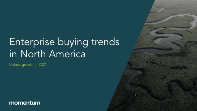 ABM for 2021 | Enterprise buying in North America
