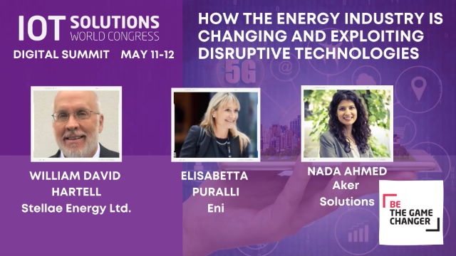 How the Energy Industry is Changing and Exploiting Disruptive Technologies