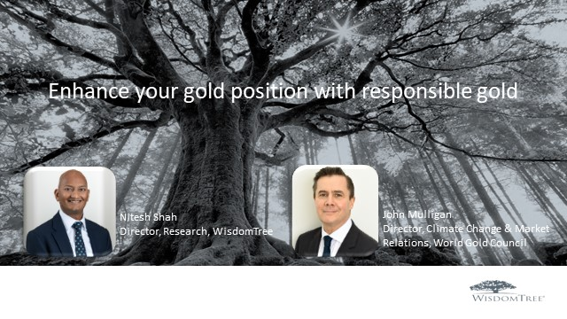 Refresh for Recovery Part 2: Enhance your gold position with responsible gold