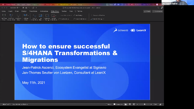 How to ensure successful S/4HANA Transformations and Migrations
