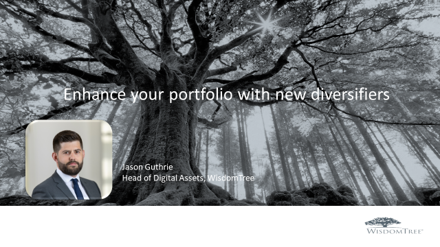 Refresh for Recovery Part 4: Enhance your portfolio with new diversifiers