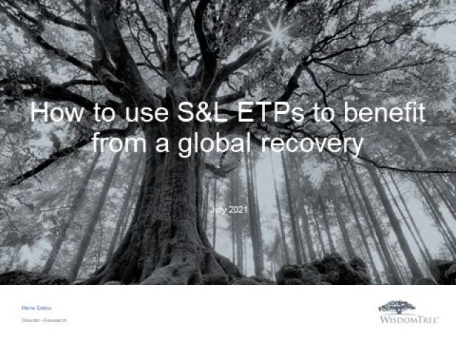 Refresh for Recovery Pt 5: How to use S&L ETPs to benefit from a global recovery