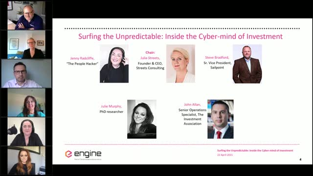 Surfing the Unpredictable. Inside the Cyber-mind of Investment