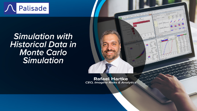 Simulation with Historical Data in Monte Carlo Simulation