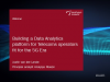 Building a data analytics platform for telecoms operators – fit for the 5G Era