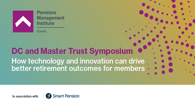How technology and innovation can drive better retirement outcomes for members