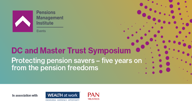 Protecting pension savers – five years on from the Pension Freedoms