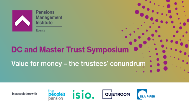 Value for Money – the trustees' conundrum