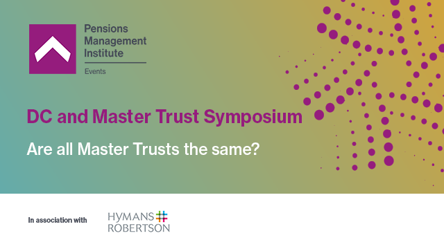 Are all Master Trusts the same?