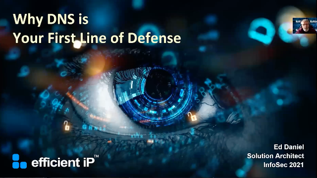 Why DNS Is Your First Line of Defense