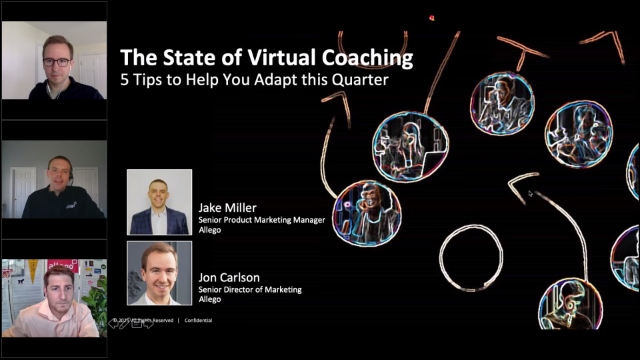 The State of Virtual Sales Coaching: 5 Tips to Help You Adapt this Quarter