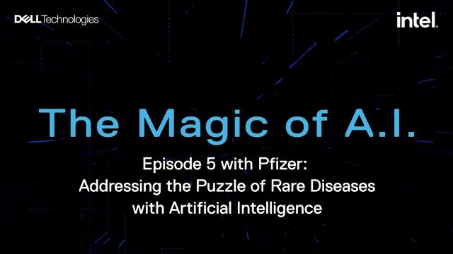 The Magic of AI | Addressing the Puzzle of Rare Diseases with A.I.