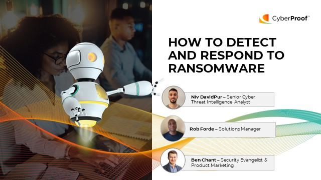 How to Detect and Respond to Ransomware