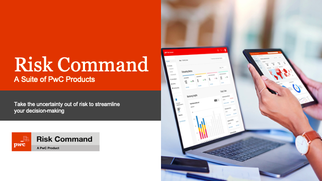 Risk Command, a PwC Product