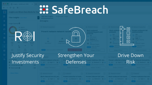 See How SafeBreach Helps Validate Your Security Controls and Reduce Cyber Risk