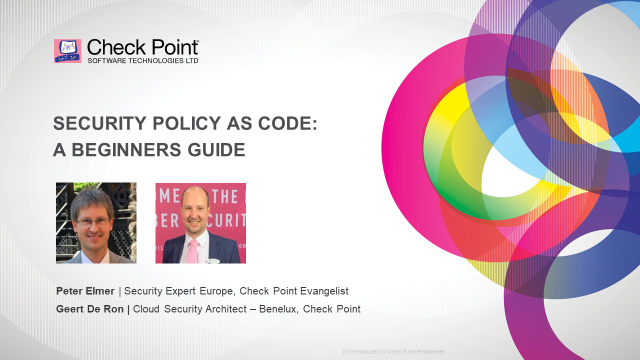 Security Policy as Code: A Beginners Guide
