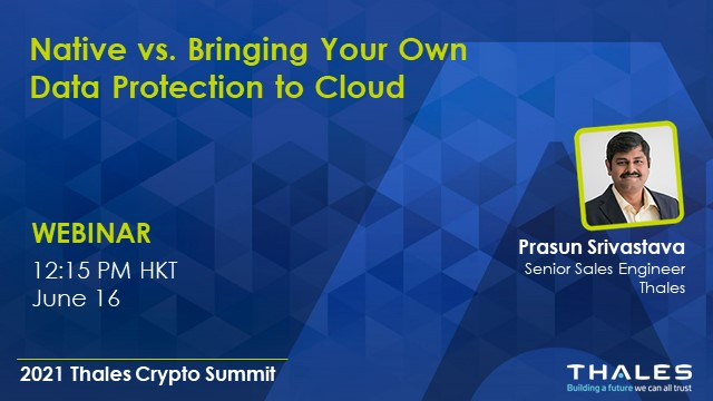 Native vs Bringing Your Data Protection to the Cloud