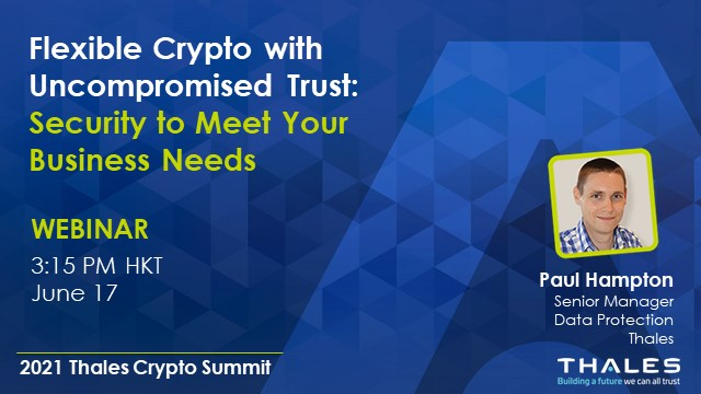 Flexible Crypto with Uncompromised Security to Meet Your Dynamic Business Needs