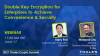 Double Key Encryption for enterprises to achieve convenience and security