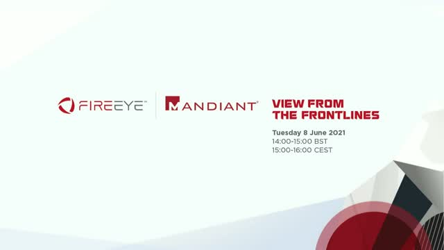 'View from the Frontlines' with FireEye CEO, Kevin Mandia