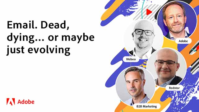 Myth: Email is Dead