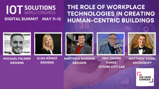 The Role of Workplace Technologies in Creating Human-Centric Buildings
