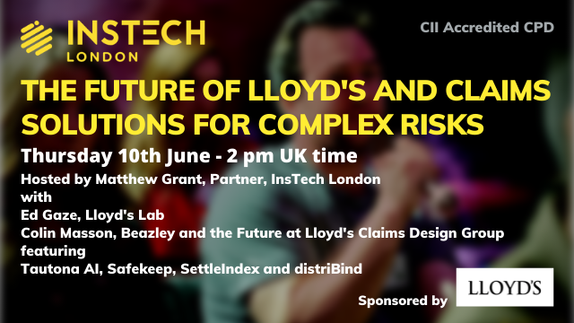The Future of Lloyd's and Claims Solutions for Complex Risks
