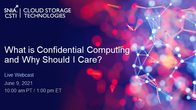 What is Confidential Computing and Why Should I Care?