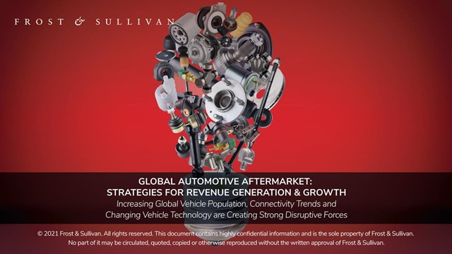 Global Automotive Aftermarket: Strategies for Revenue Generation & Growth