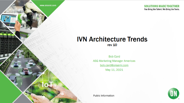 Current insights and future trends of In-Vehicle Networking (IVN) technology